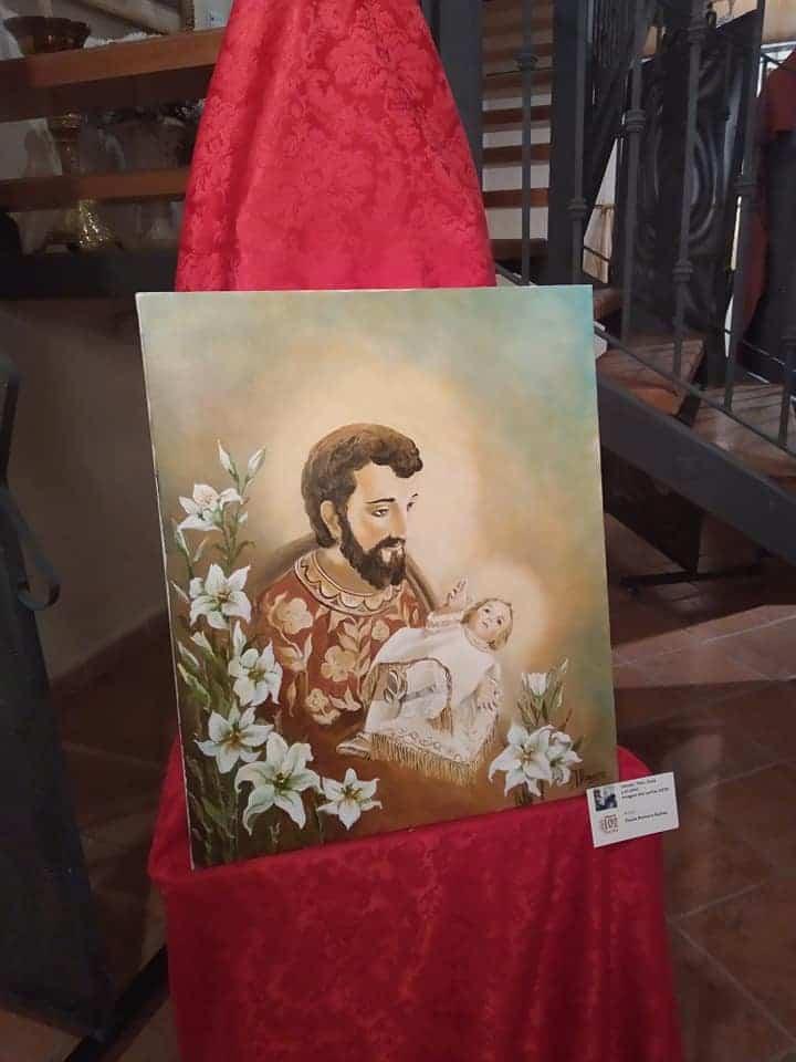 """exposicion el legado de San jose1 - La exposición """"El legado de San José"""" podrá verse durante una semana más"""