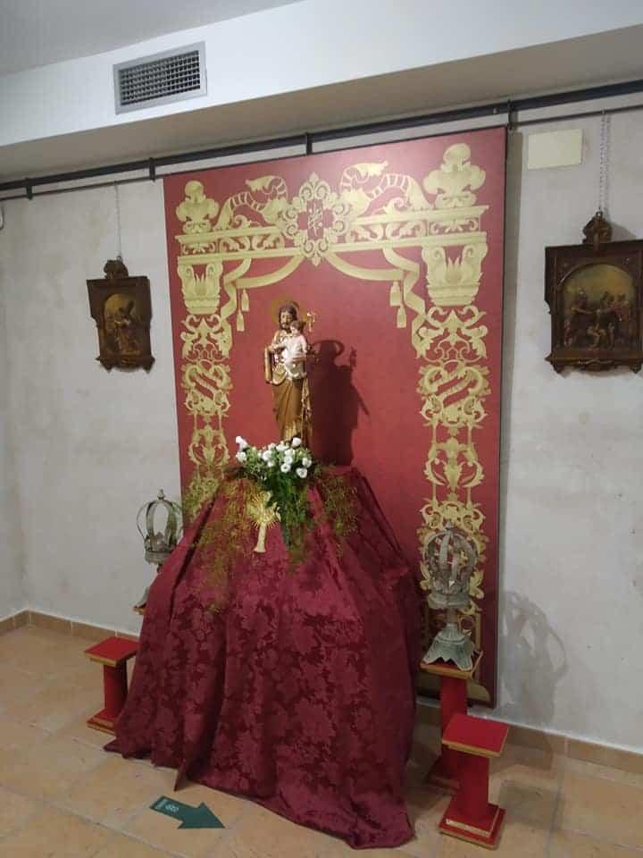 """La exposición """"El legado de San José"""" podrá verse durante una semana más 10"""