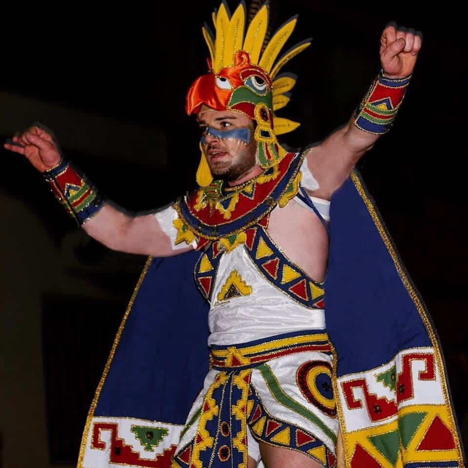 figura para hacer escultura herencia gonzalo bujan - Un jurado popular juzgará al feriante acusado de matar en una pelea a Gonzalo Buján en los carnavales de Herencia