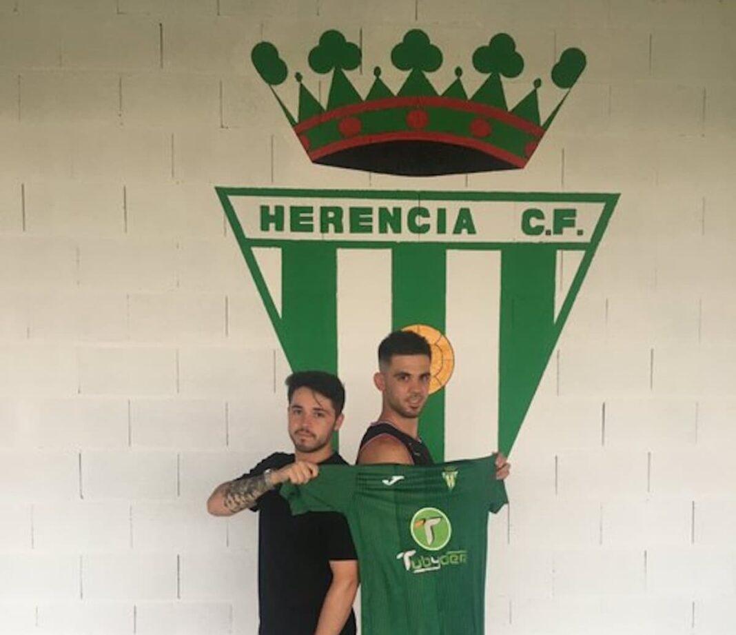 Regreso de los hermanos Fernández-Montes al Herencia C.F. 1