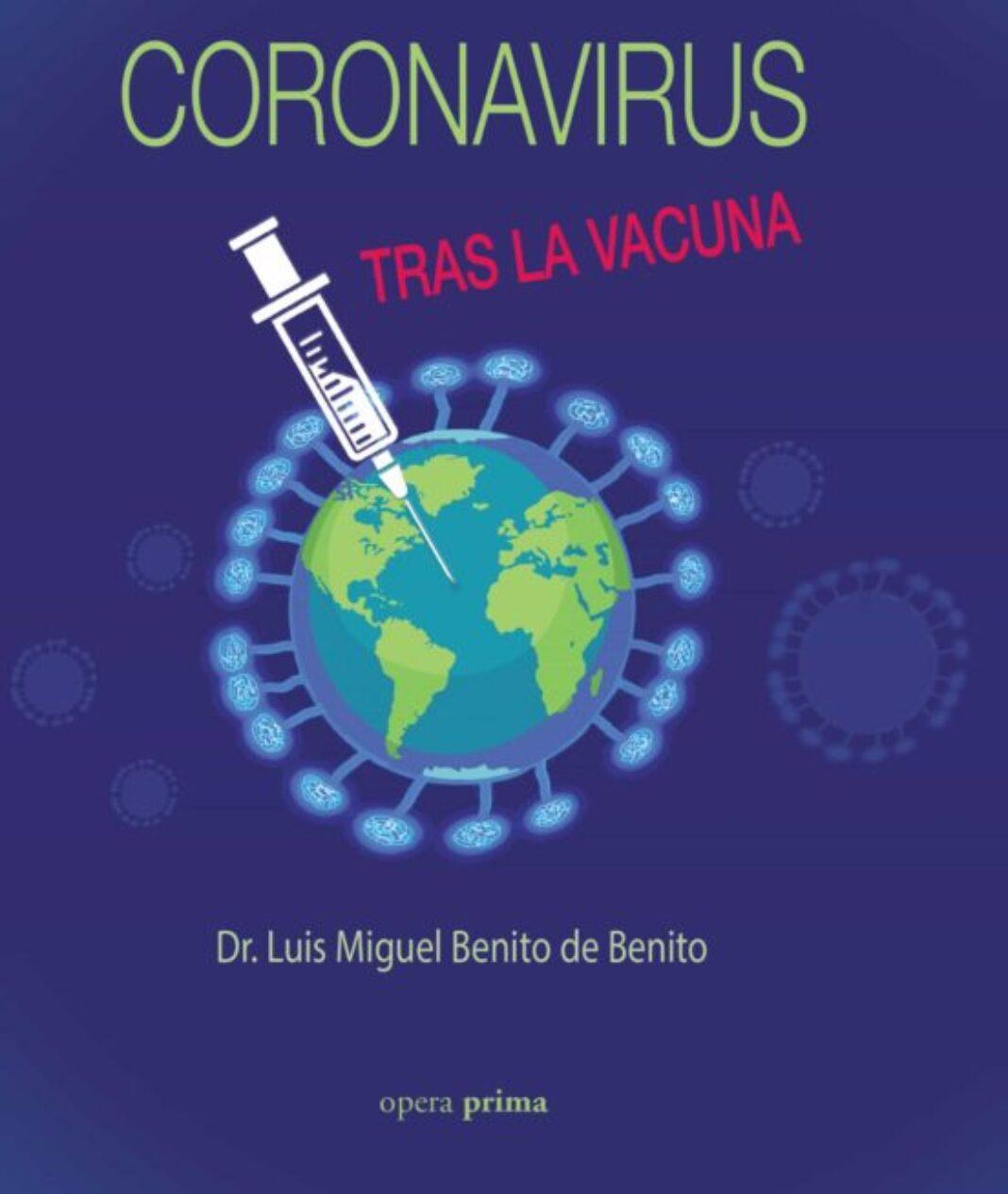 """Presentación del libro """"Coronavirus: Tras la vacuna"""" 4"""