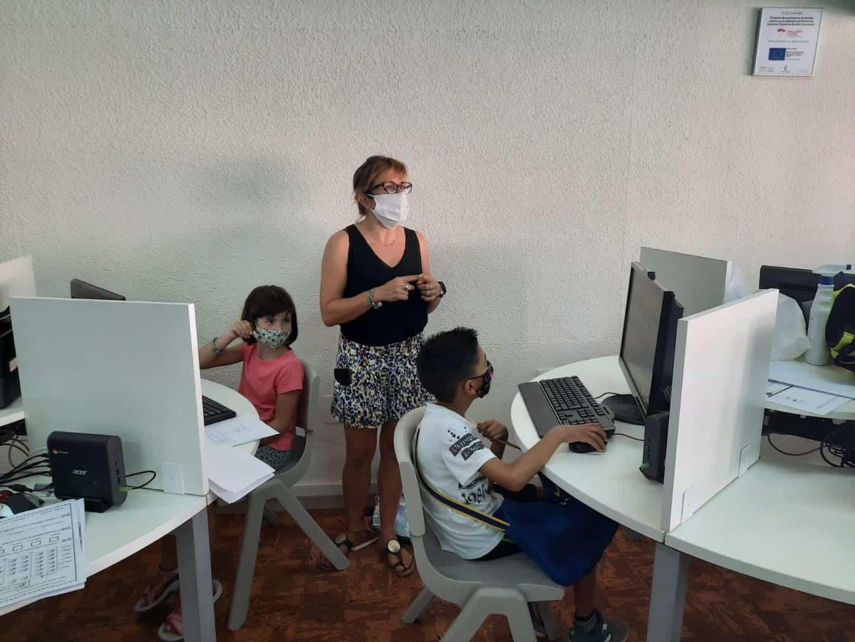 Conociendo el Punto de Inclusión Digital (PID) de Herencia 5
