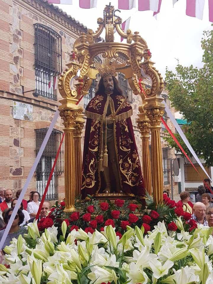 Cristo de la Misericordia1 - Festividad del Santísimo Cristo de la Misericordia