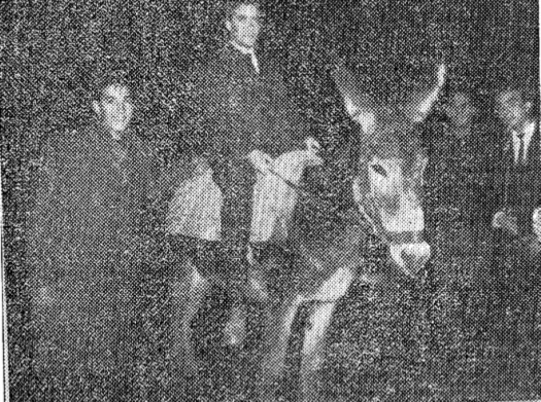 La ruta en burro llega a Herencia 1068x795 - La Ruta del Quijote en burro