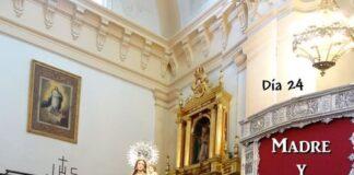 Virgen de las MErcedes ofrenda flora foto archivo Mercedes Garcia Navas Corrales 324x160 - inicio