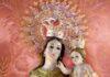 Virgen de las Mercedes de Herencia 100x70 - inicio