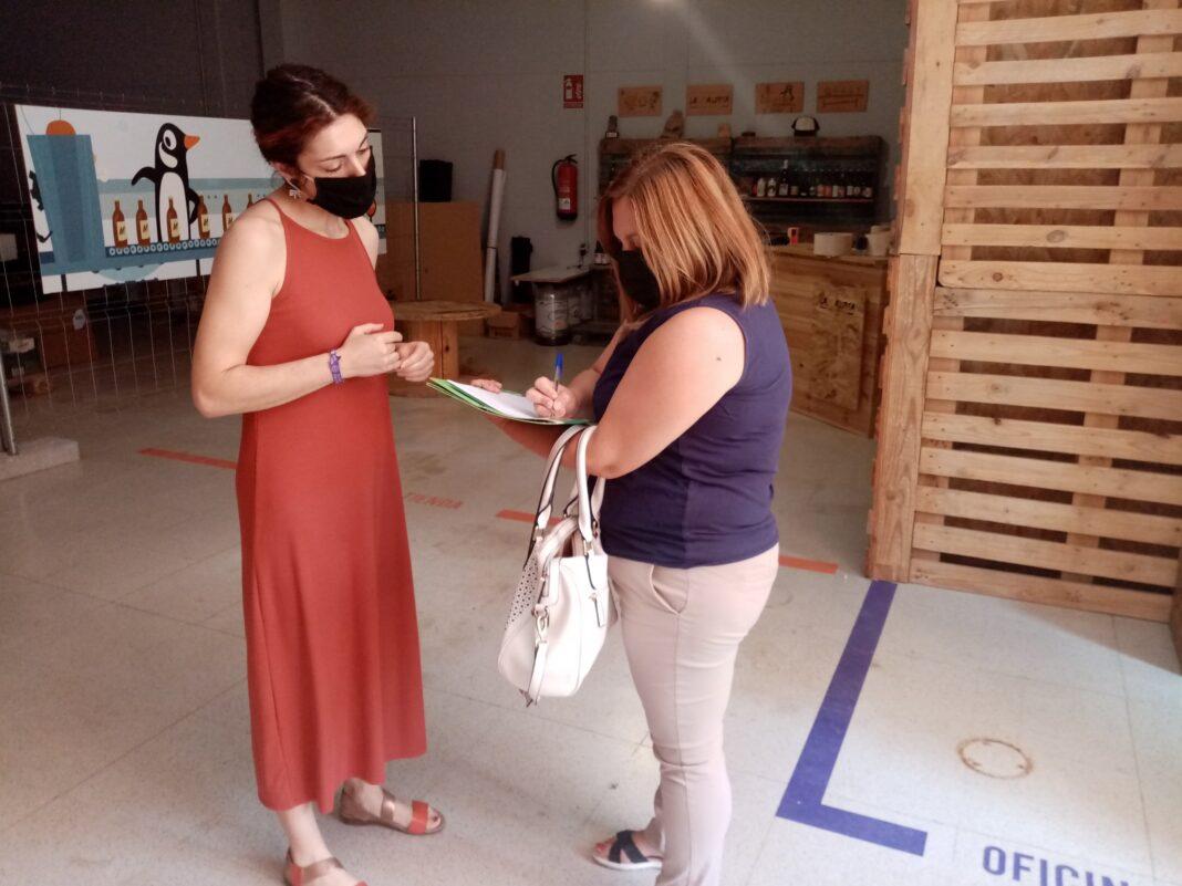 Herencia lanza una Campaña de prevención para el control de medidas frente a la COVID-19 en comercios 4