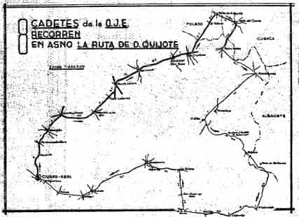 segundo 1 - La Ruta del Quijote en burro