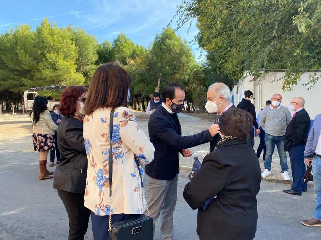 """Una calle de Herencia en homenaje a la persona de Eugenio """"El Sacristán"""" 10"""