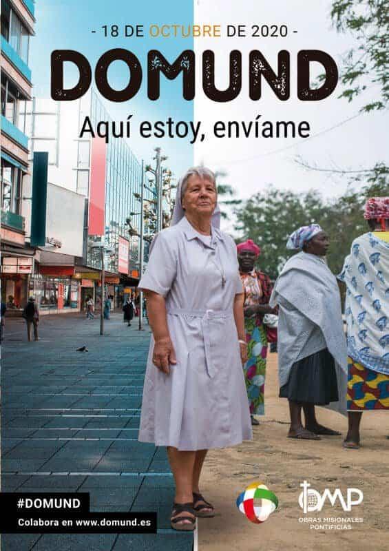 Campana domund 2020 - Domund Dance en Herencia