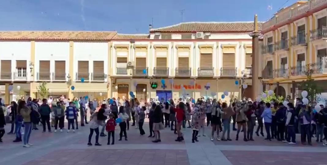 Video del Domund Dance de la parroquia de Herencia 1