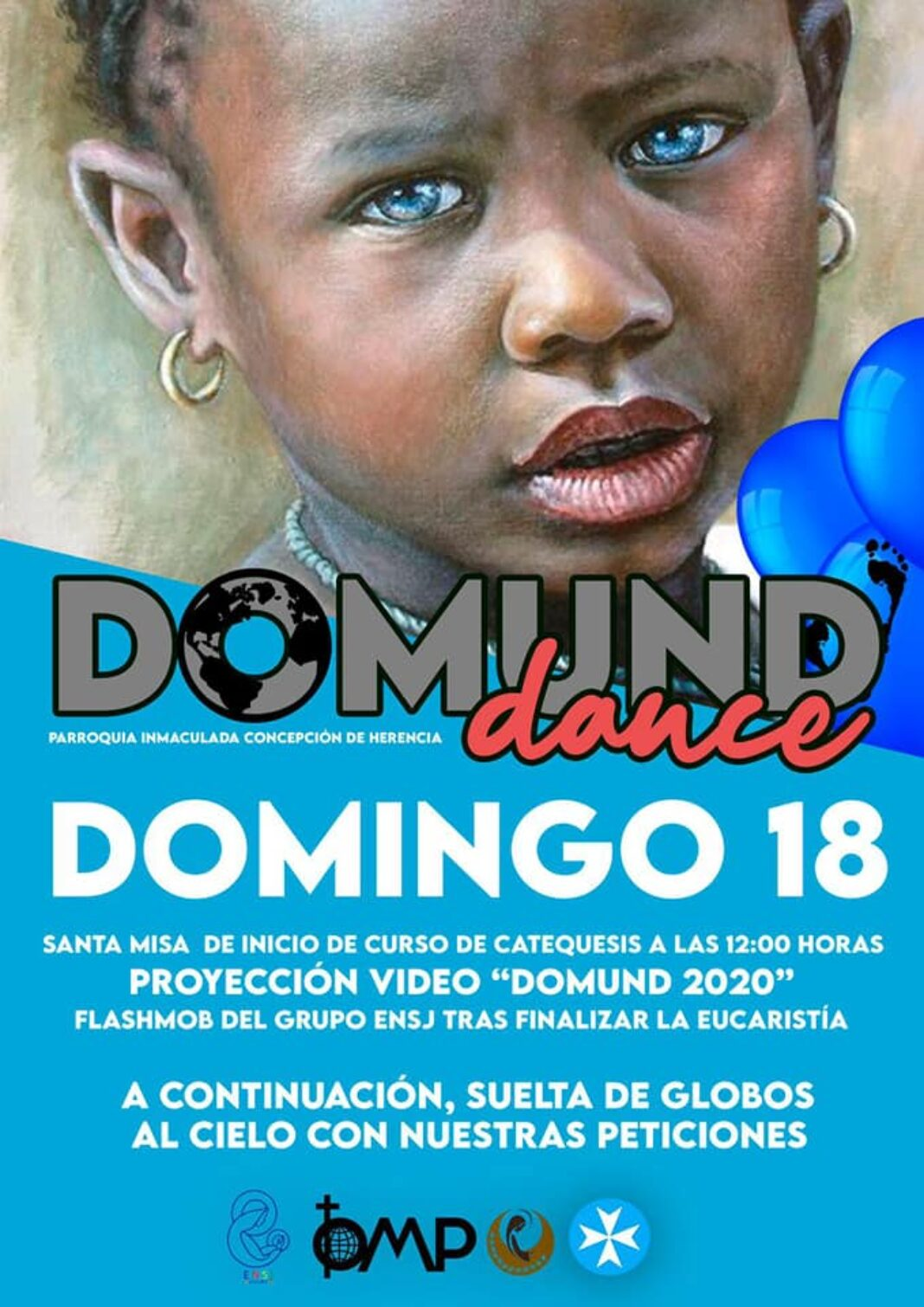 Domund Dance en Herencia 4