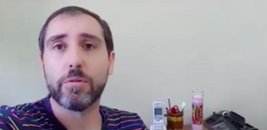 Video testimonio del misionero mercedario Santiago Rodríguez-Palancas en el día del Domund 1