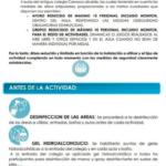 """Protocolo de seguridad scout anti COVID 19 a 150x150 - El grupo scout """"La Inmaculada"""" vuelven a su actividad semipresencial"""