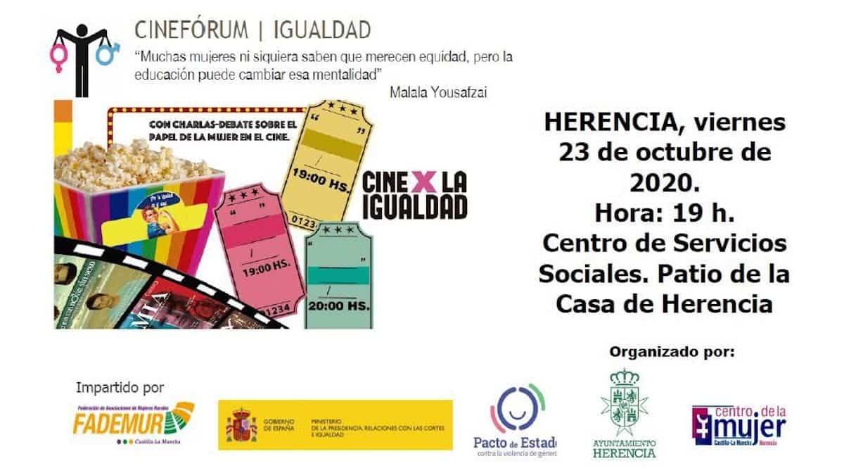 cineforum igualdad herencia - Cine por la Igualdad en el Cinefórum por el Día de la Mujer Rural