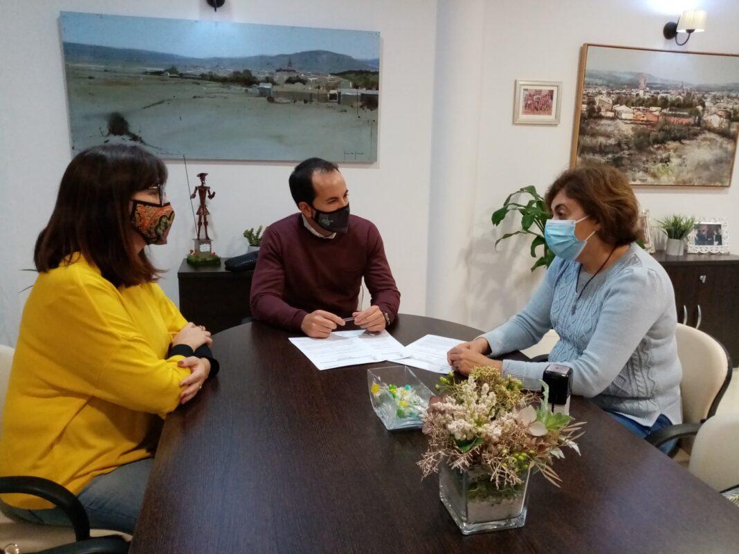 Herencia renueva su apoyo al compromiso social de Cruz Roja en un año marcado por el Covid-19 1