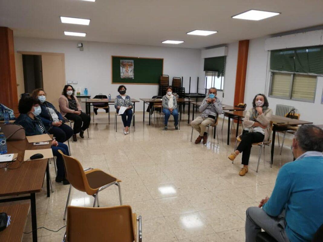 Miembros de Cáritas Parroquial Herencia participan en los cursos de formación diocesana de Cáritas 10