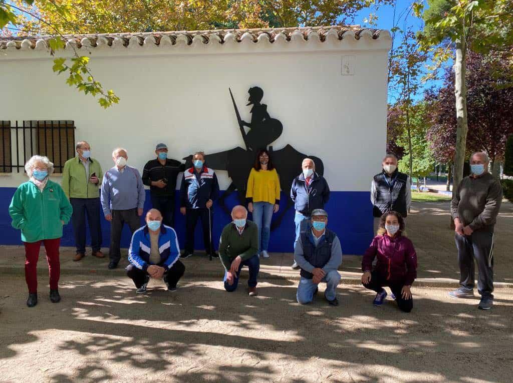 Herencia celebra el Día Internacional de las Personas Mayores un tanto atípica 15