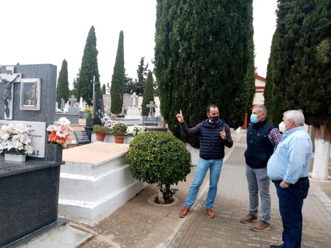 Dispositivo especial en el Cementerio con motivo de la Festividad de Todos los Santos 1