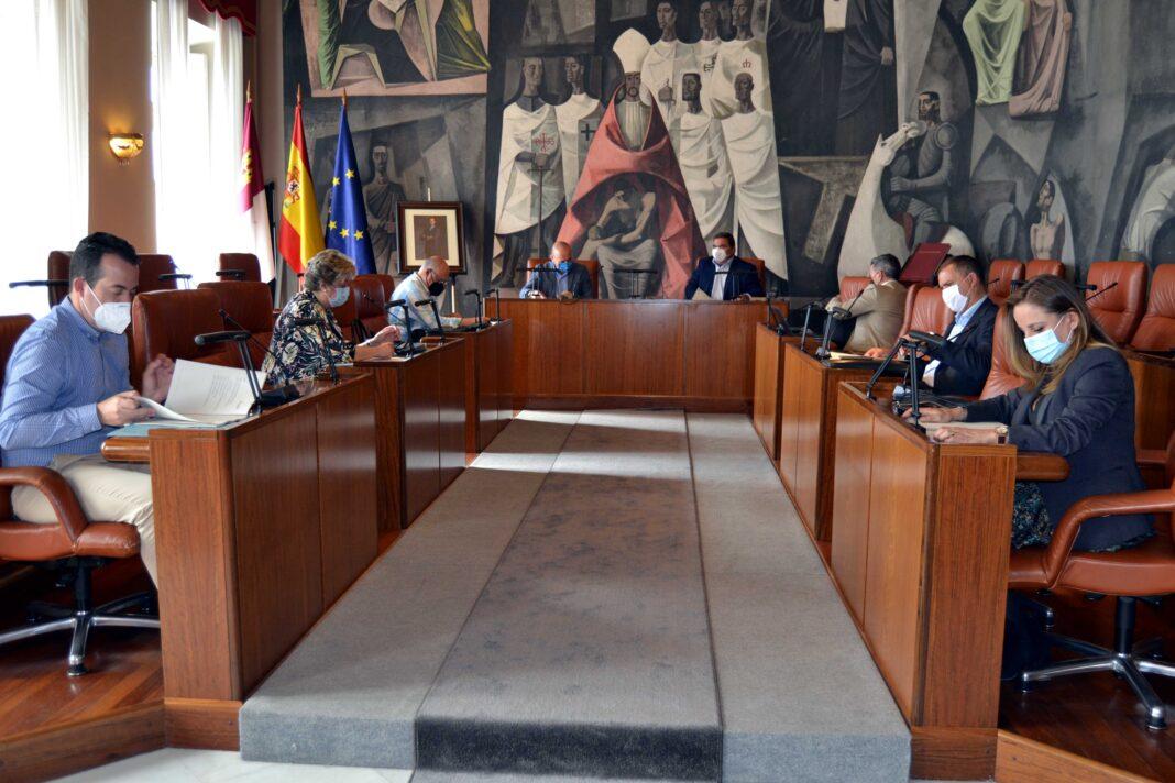 emaser consejeros y presidencia 1068x712 - Emaser aprueba su  proyecto de presupuesto para 2021 y la implantación de nuevos sistemas de telecontrol y de gestión