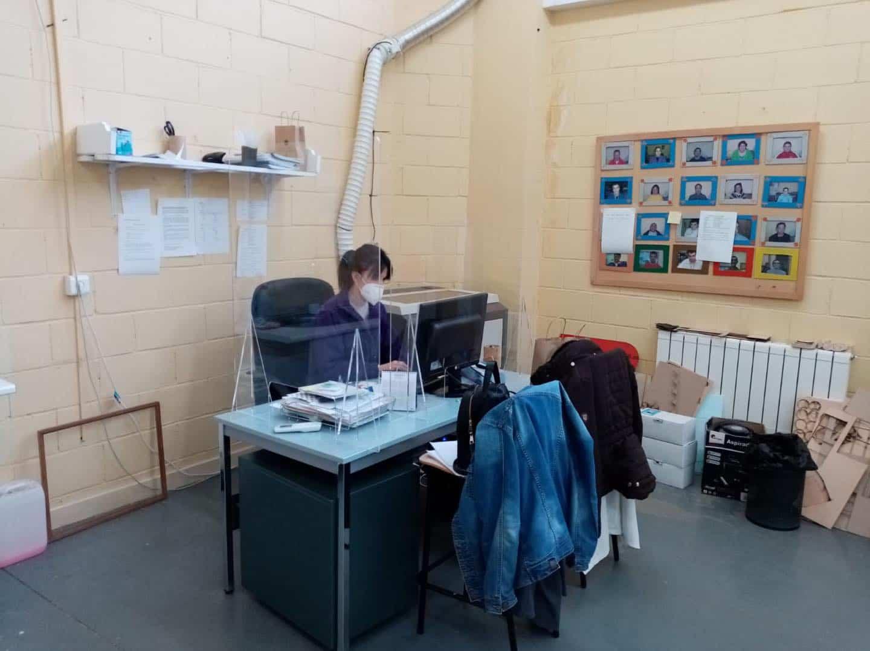 """Inicio del curso en el Centro Ocupacional y de Día """"El Picazuelo"""" con máxima seguridad 15"""