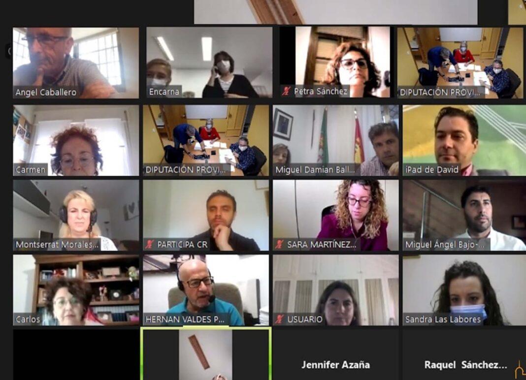 jornada formacion ciudareal universidades populares 1068x772 - Herencia presente en la jornada formativa para siete Universidades Populares de nueva creación en Ciudad Real