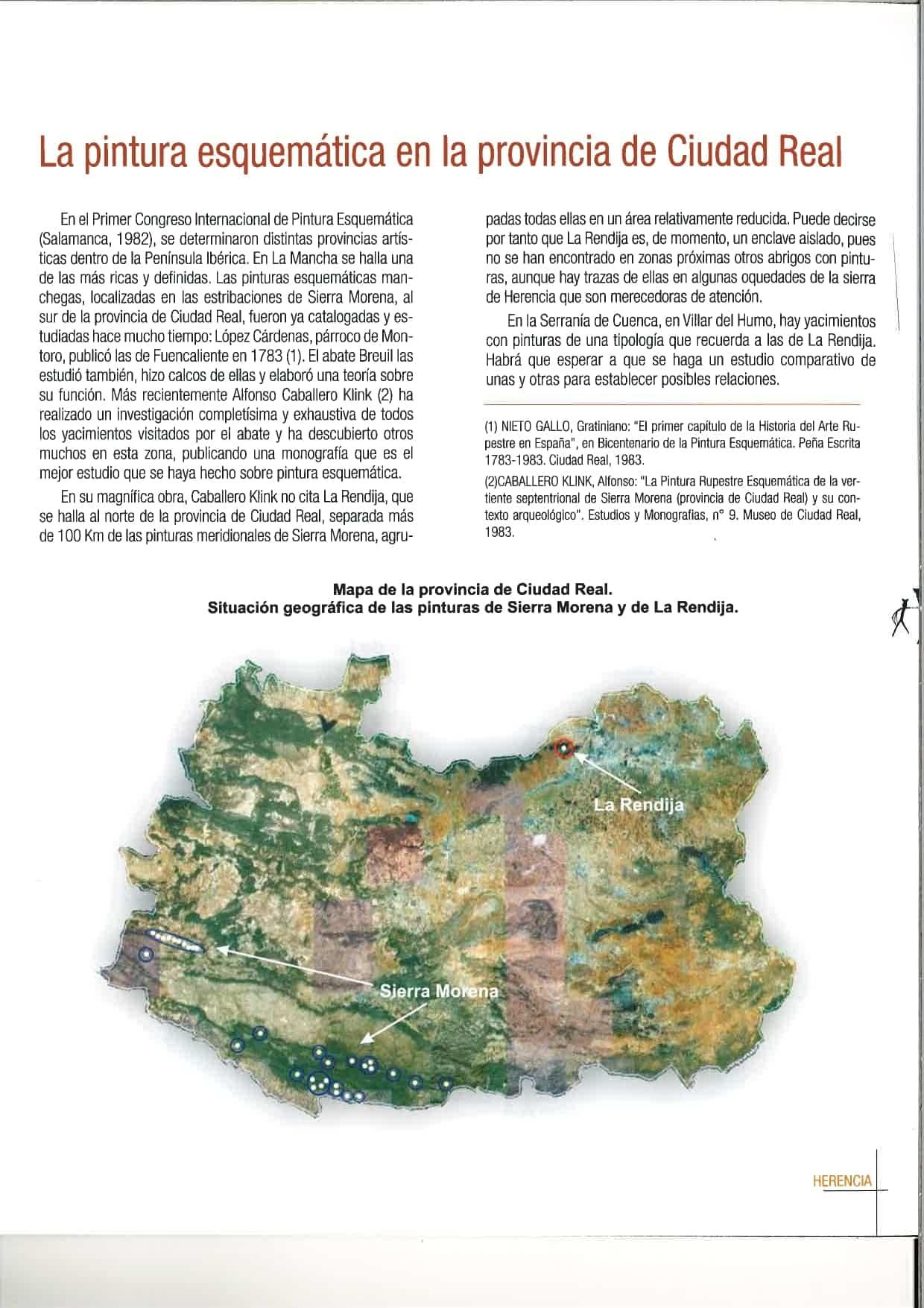 """la rendija herencia page 0004 - Herencia celebró el Día Europeo del Arte Rupestre con """"La Rendija"""""""