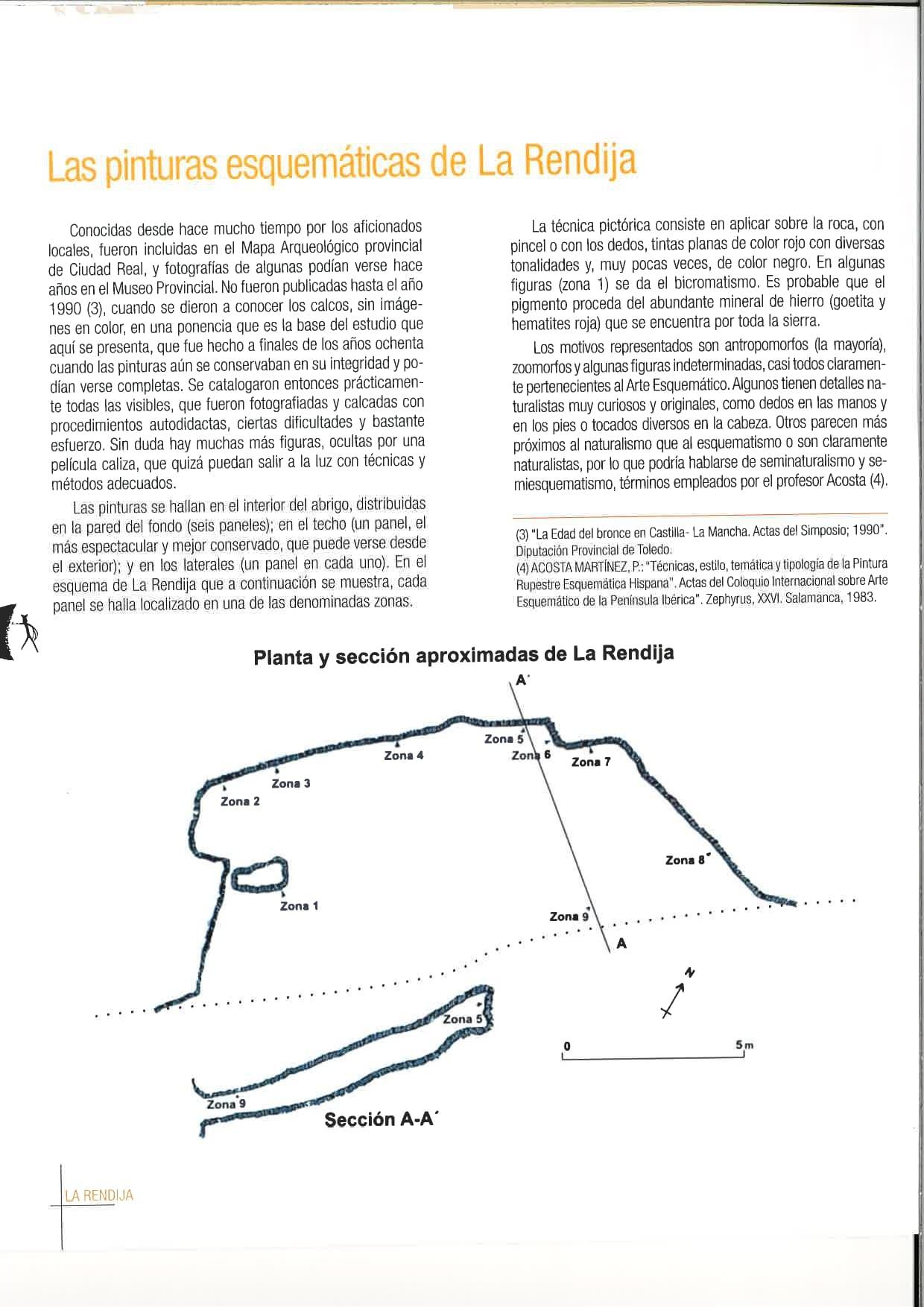 """la rendija herencia page 0005 - Herencia celebró el Día Europeo del Arte Rupestre con """"La Rendija"""""""