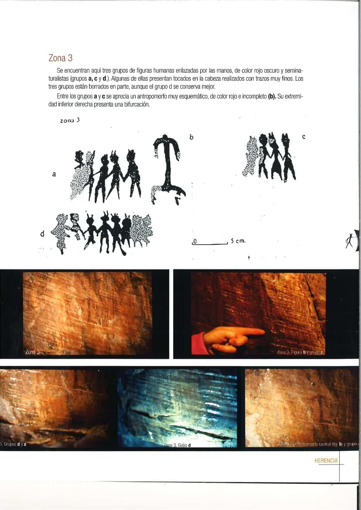 """la rendija herencia page 0008 - Herencia celebró el Día Europeo del Arte Rupestre con """"La Rendija"""""""