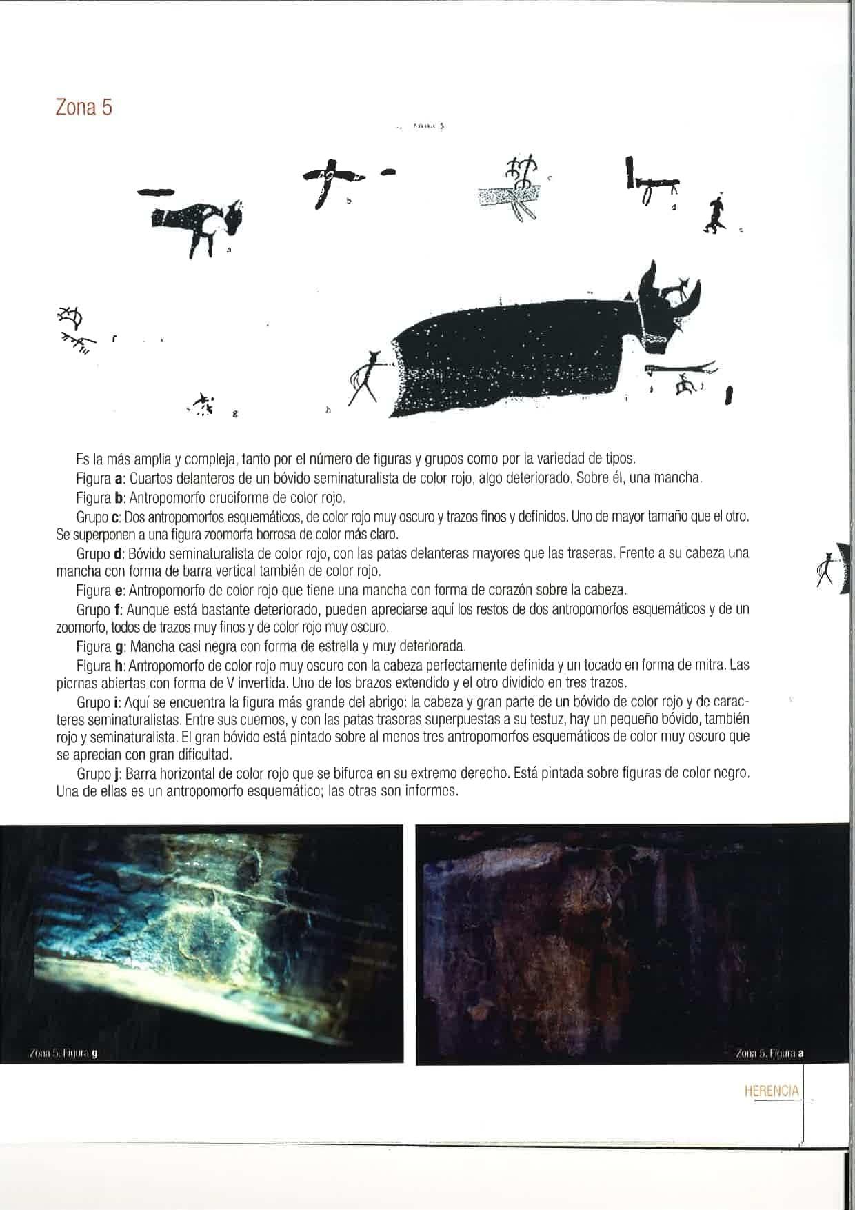 """la rendija herencia page 0010 - Herencia celebró el Día Europeo del Arte Rupestre con """"La Rendija"""""""