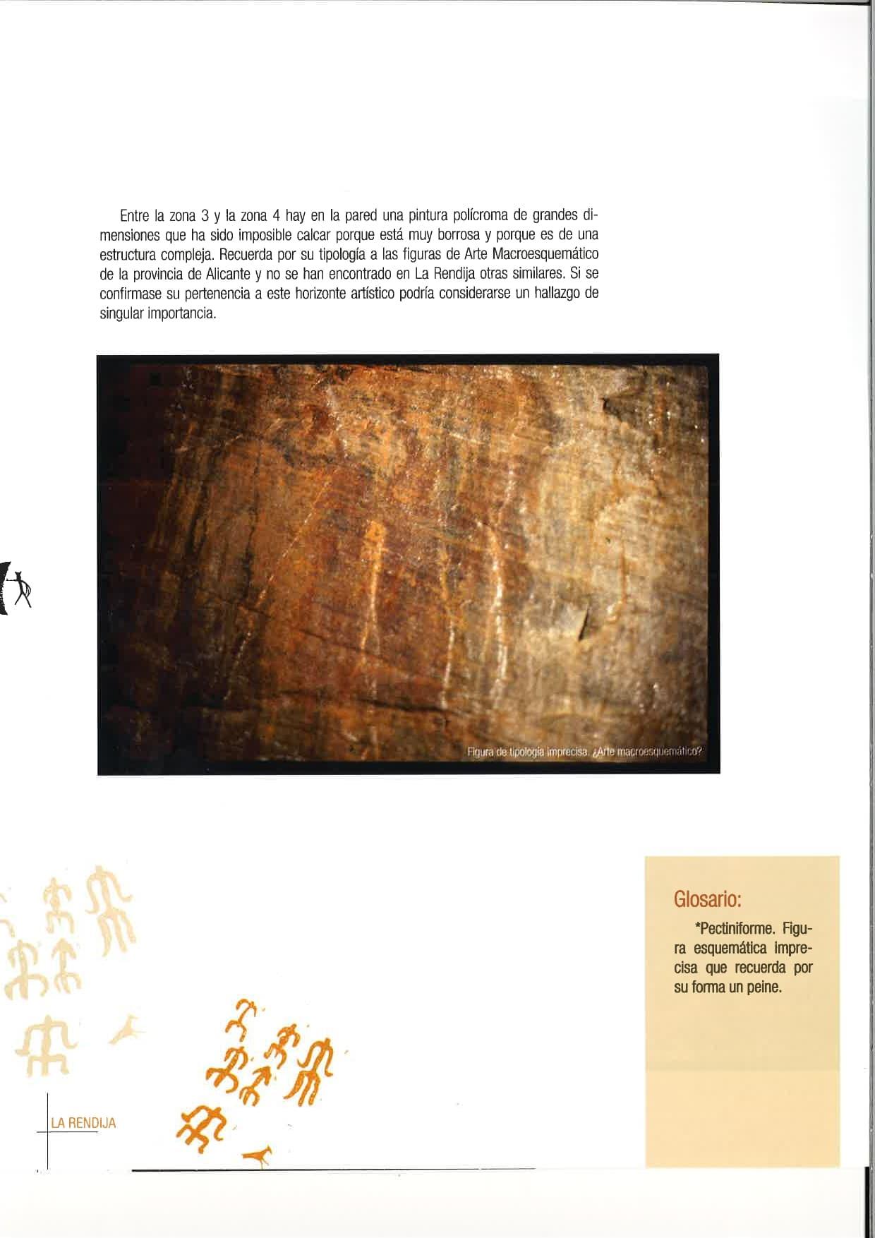 """Herencia celebró el Día Europeo del Arte Rupestre con """"La Rendija"""" 68"""