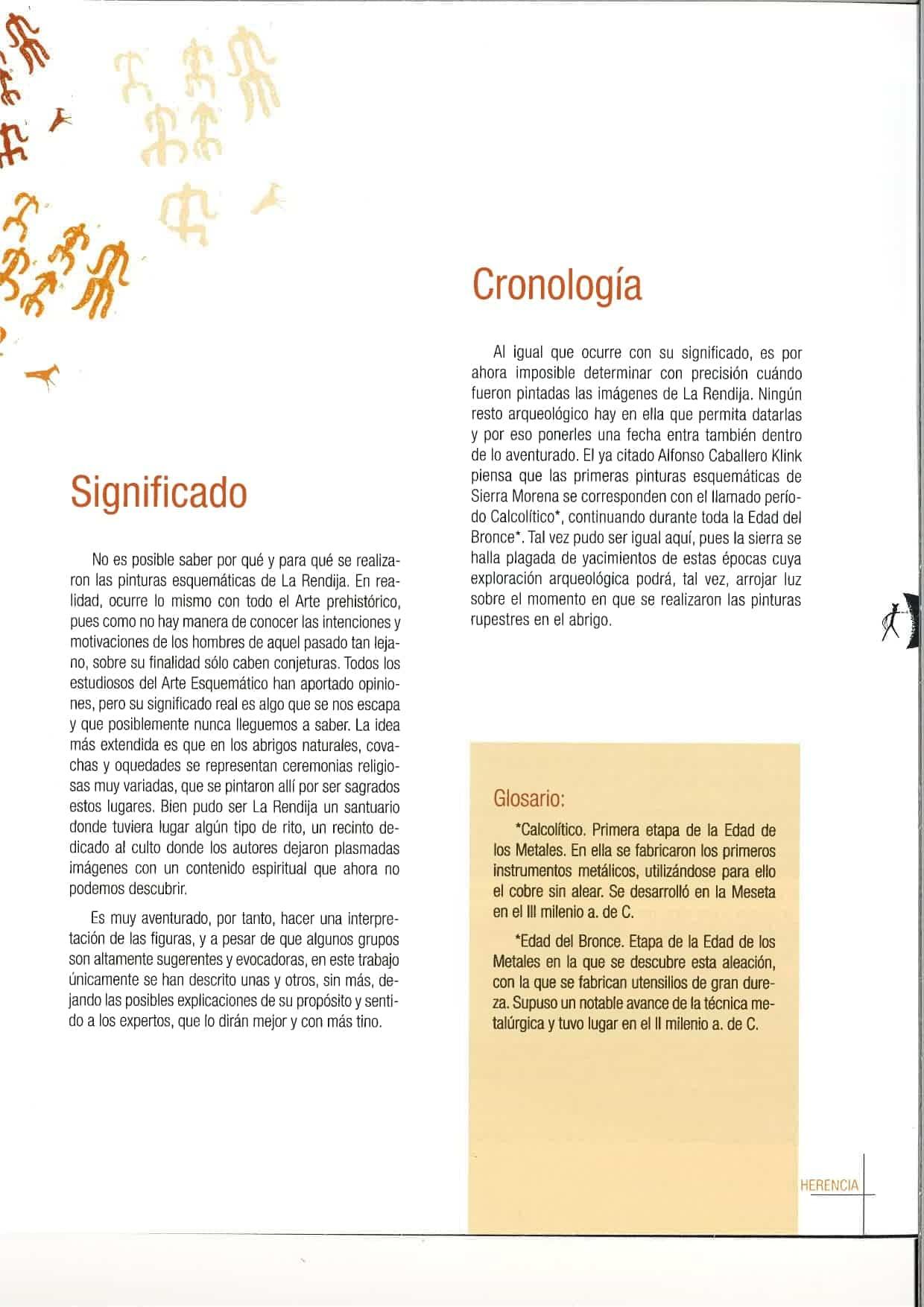 """la rendija herencia page 0018 - Herencia celebró el Día Europeo del Arte Rupestre con """"La Rendija"""""""