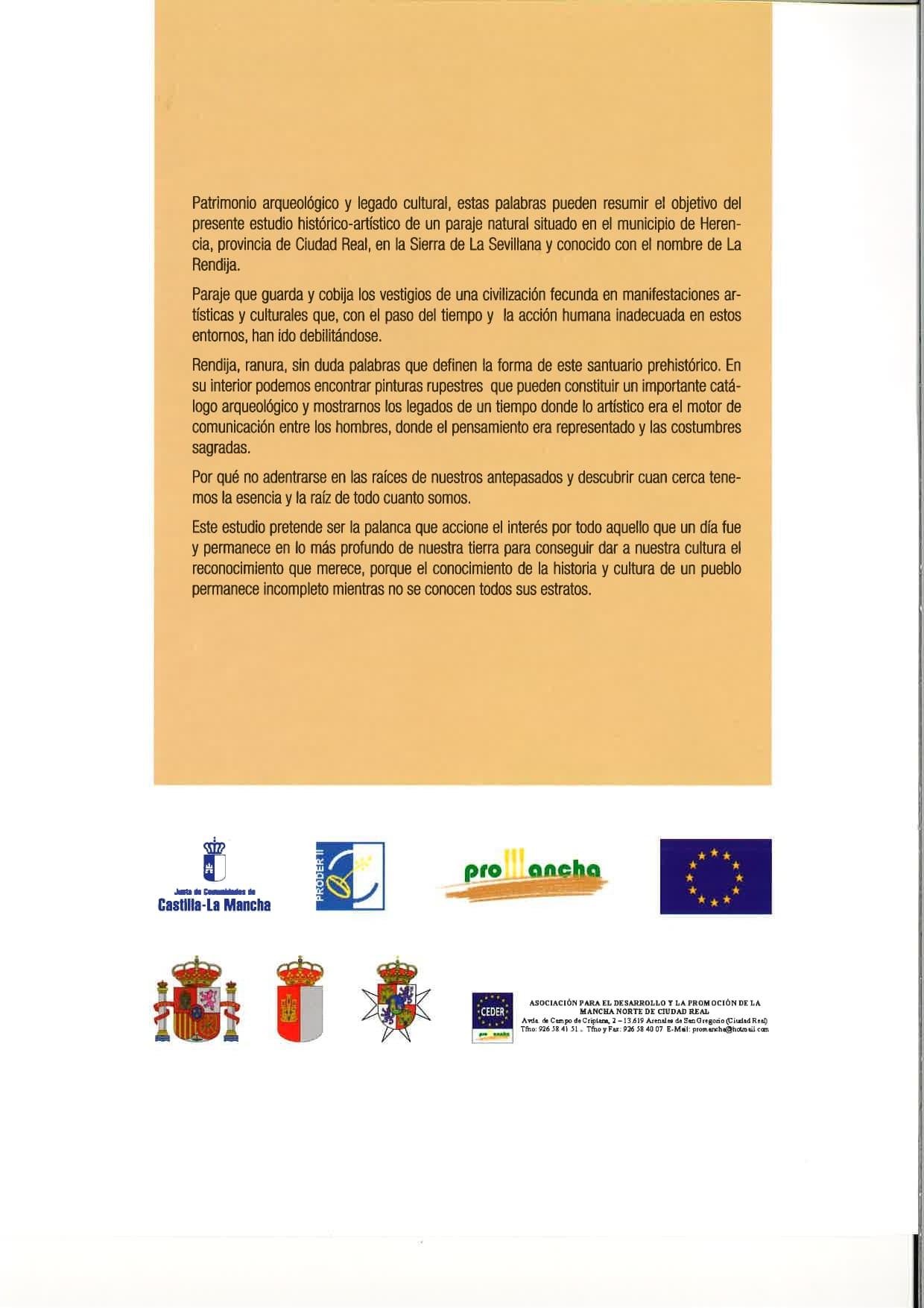 """la rendija herencia page 0024 - Herencia celebró el Día Europeo del Arte Rupestre con """"La Rendija"""""""