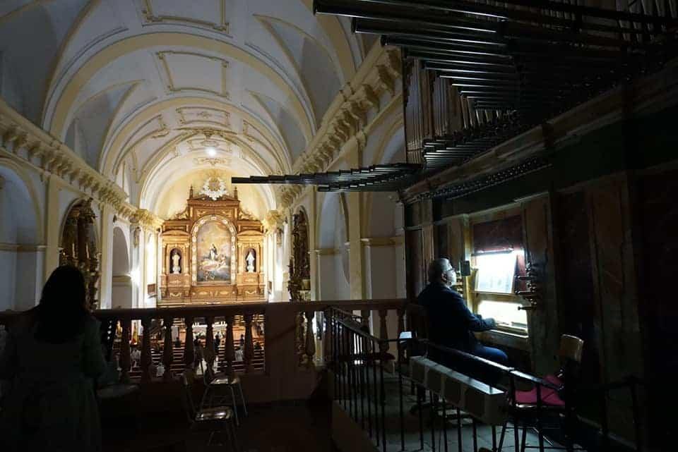 Abogados del partido judicial de Alcázar celebran a su patrona con una misa en la parroquia de Herencia 11