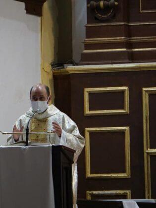 Abogados del partido judicial de Alcázar celebran a su patrona con una misa en la parroquia de Herencia 17