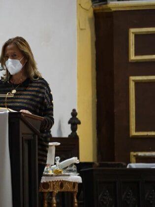 Abogados del partido judicial de Alcázar celebran a su patrona con una misa en la parroquia de Herencia 21