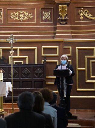 Abogados del partido judicial de Alcázar celebran a su patrona con una misa en la parroquia de Herencia 14