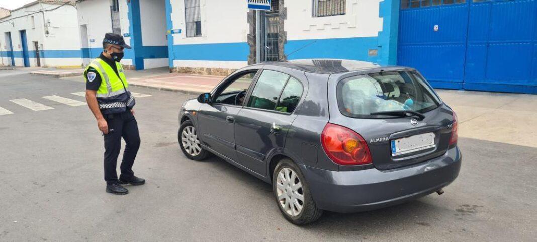 policia control velocidad y seguridad 1068x481 - Nueva campaña de vigilancia y control de velocidad en Herencia