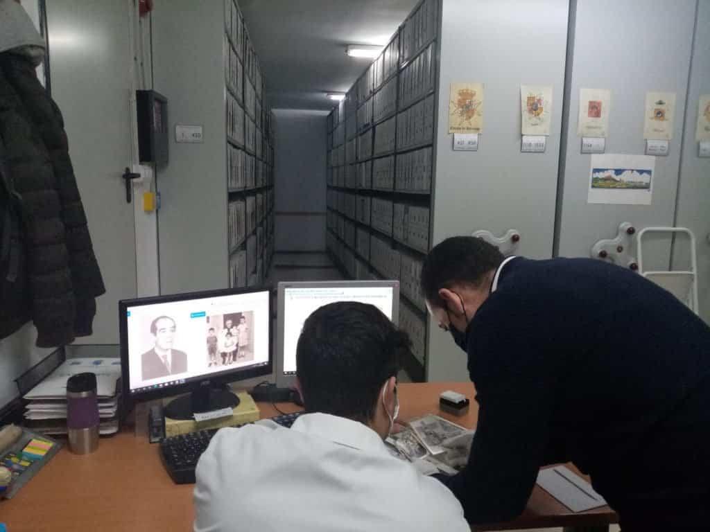 Archivo fototeca - La fototeca municipal de Herencia disponible en Internet