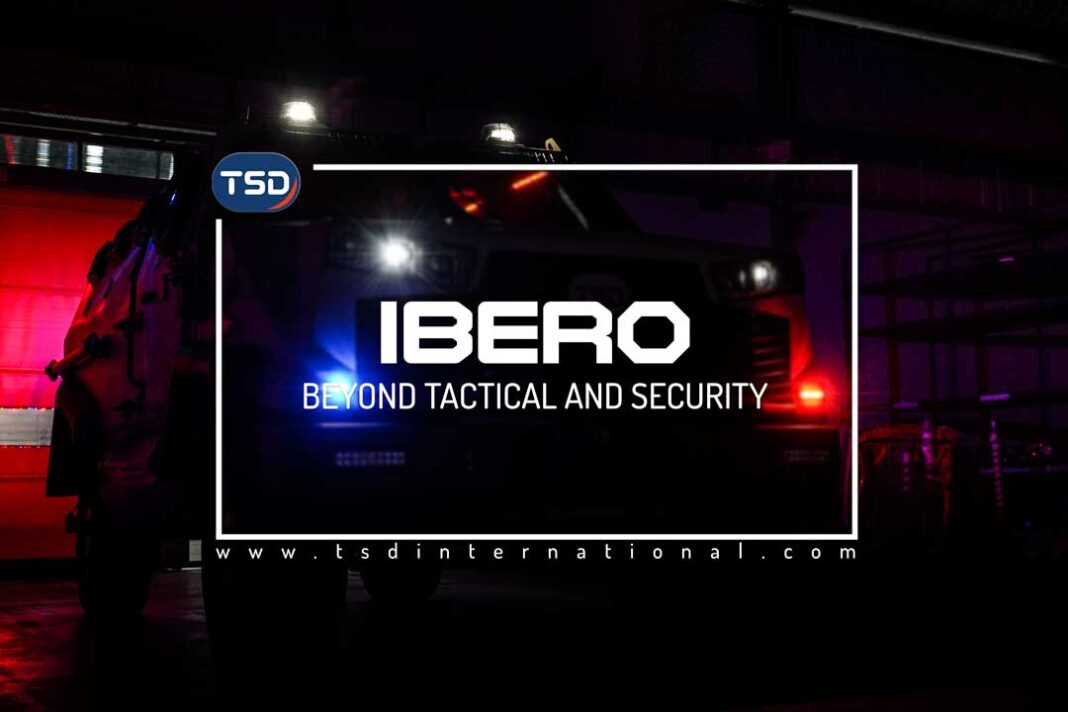 IBERO TSD 12 NOV 1068x712 - TSD presenta Ibero, el primer vehículo táctico multipropósito fabricado en Castilla-La Mancha