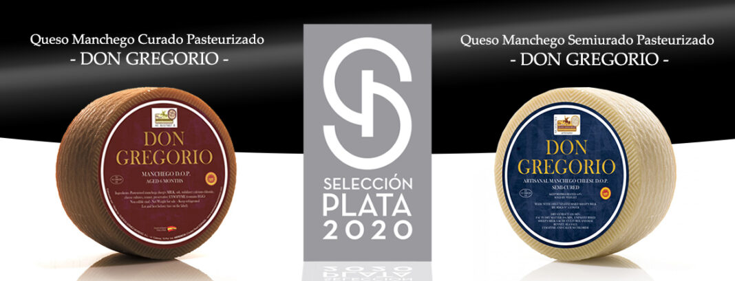 Queso Don Gregorio de Gómez Moreno, premio Gran Selección Plata 2020 7