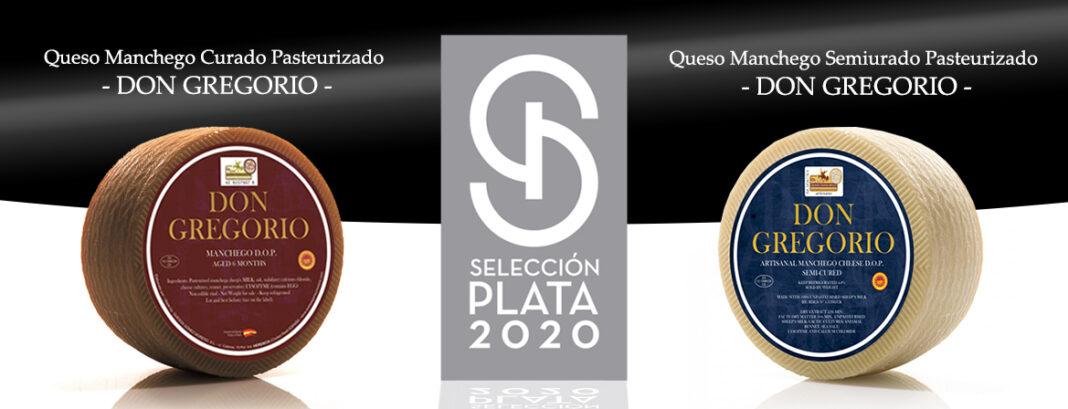 Quesos Manchegos Don Gregorio Premio Gran Seleccion 2020 1068x409 - Queso Don Gregorio de Gómez Moreno, premio Gran Selección Plata 2020