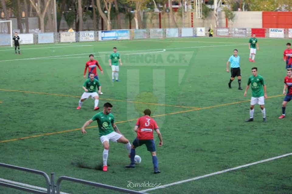 Sporting Alcazar Herencia - Empate en el derbi comarcal entre el Sporting de Alcázar y el Herencia