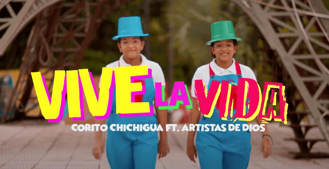 Nuevo videoclip de Corito Chichigua junto a JuanD y otros artistas de diferentes partes del mundo 8