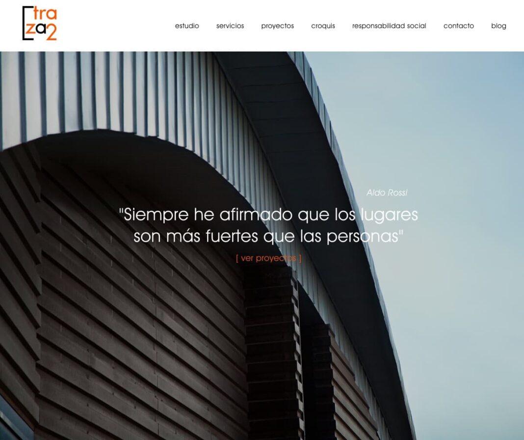 El estudio de arquitectura herenciano [traza2. presenta su nueva imagen corporativa 4
