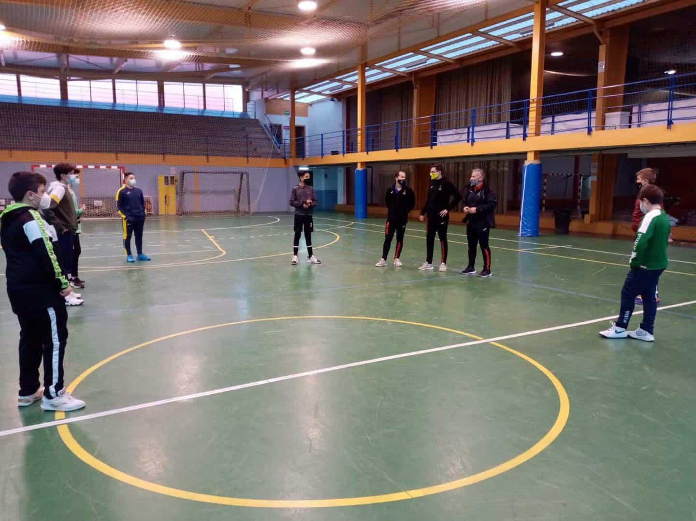 Conociendo las reapertura de las Escuelas Deportivas en Herencia 6
