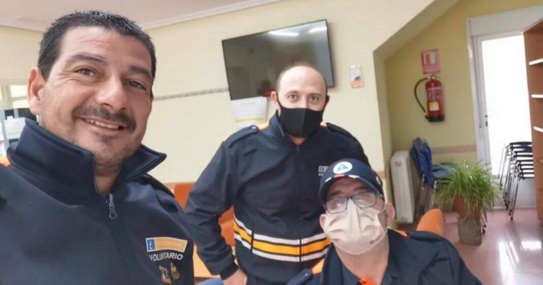 Protección Civil de Herencia continua su formación continua 7