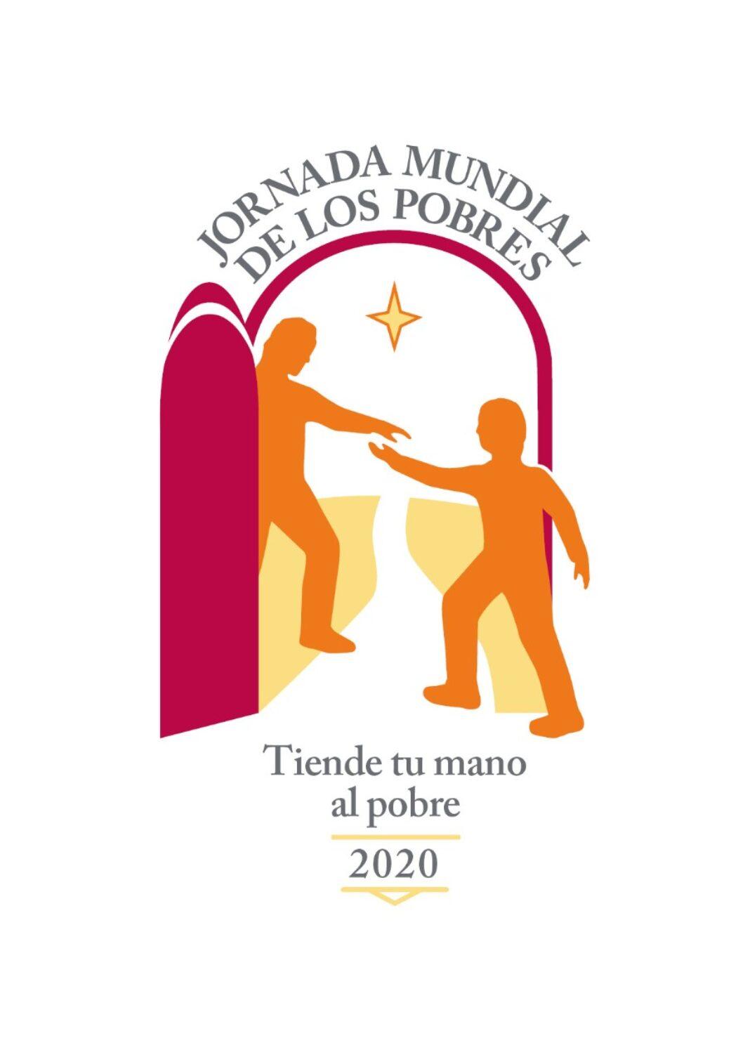 """""""Tiende tu mano al pobre"""", Jornada Mundial de los Pobres 2020 4"""