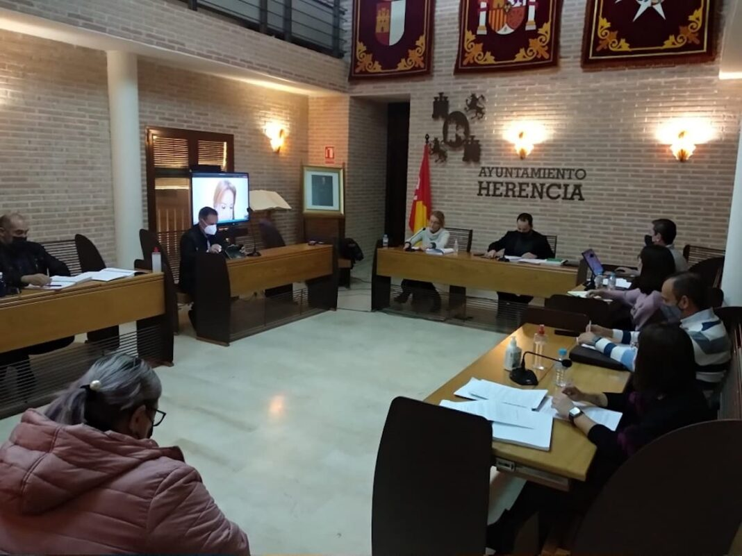 Aprobado el presupuesto 2021 buscando la reactivación económica y social de una Herencia afectada por el Covid-19 1