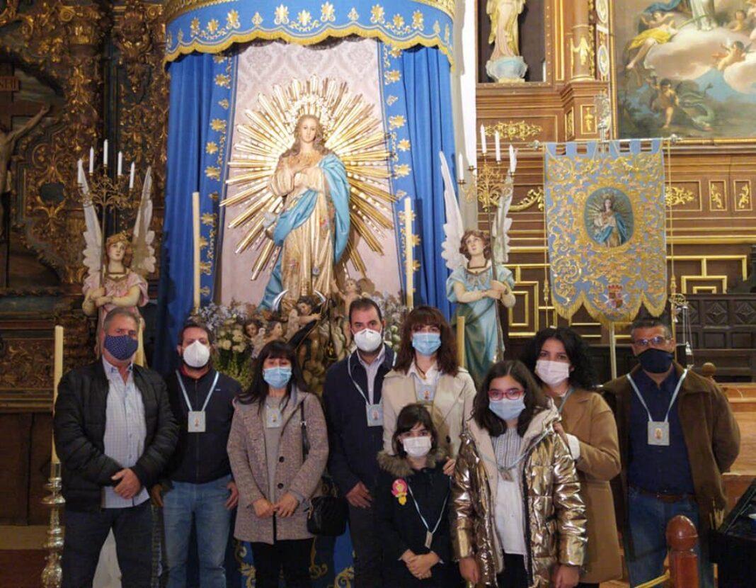 Presentado el cartel y actos en honor a la Inmaculada Concepción 10